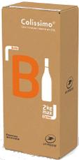 Emballage à affranchir - Boîte carton 1B (1 bouteille)