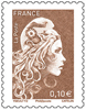 timbre 10c