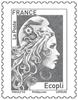 timbre sans valeur faciale, 66c